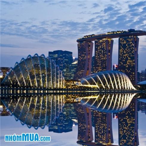 Tour khám phá Singapore 3N2Đ