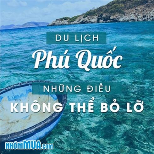 Tour Đảo Ngọc Phú Quốc 3N2Đ - Bao Vé máy bay khứ hồi