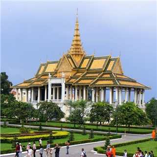 Nhóm Mua - Tour Cambodia - Siem Riep - Angkor Wat - Phnom Penh 3N3D