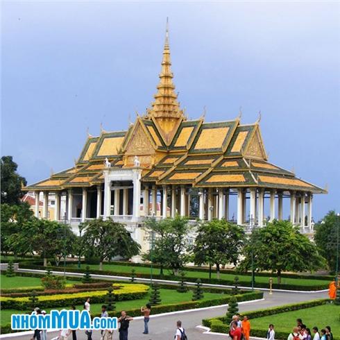 Tour Cambodia - Siêm Riệp - Angkor Wat - Phnom Penh 3N3Đ