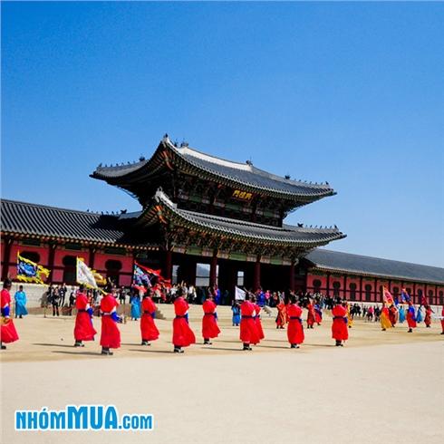 Tour xứ sở Kim chi - Hàn quốc - Seoul - Everland - Nami 5N4Đ