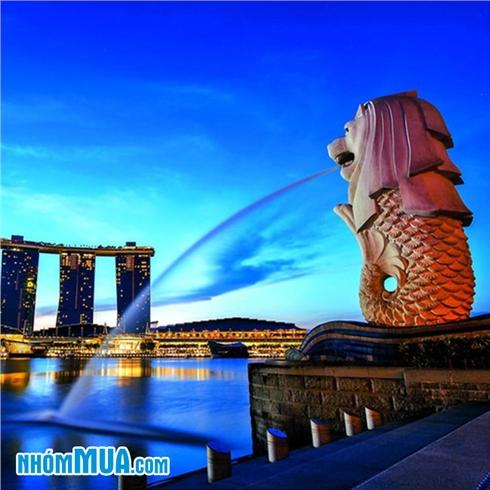 Tour Singapore - Indonesia - Malaysia 6N5Đ