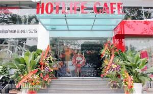 CƠM VĂN PHÒNG, ĐỒ UỐNG - HOT LIFE CAFE