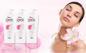 SỮA TẮM ROSE GOATS MILK