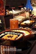KHAISILK_ BUFFET JAPANESE TỐI _ NHÀ HÀNG CHAM CHARM
