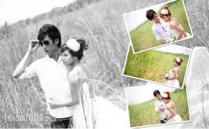 CHỤP ẢNH CƯỚI TẠI HAPPY WEDDING