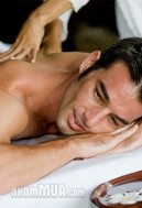 THAI MASSAGE FOR MEN + SAUNA + STREAMBATH