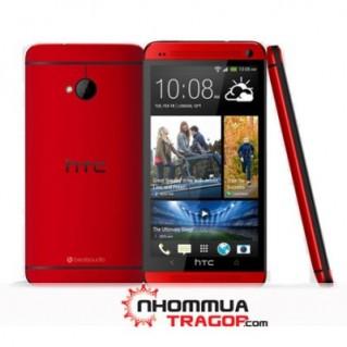 Trả góp HTC One Red hàng chính hãng chỉ với 37,500 VNĐ/ngày