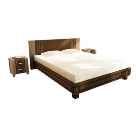 Chỉ với 12,806 VNĐ/ngày để sở hữu giường gỗ tự nhiên GN-007