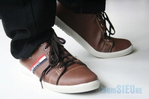 Giày thể thao kiểu dáng Tommy - Thời Trang Nam