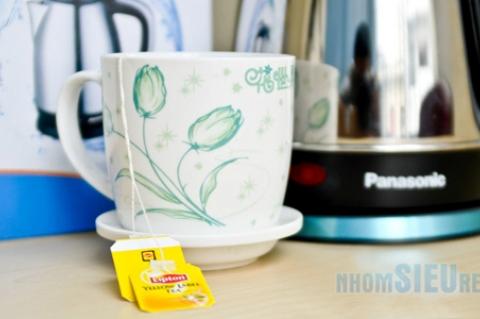 Bình Đun Nước Siêu Tốc Panasonic Dung Tích 1,8 Lít