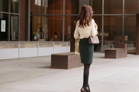 Váy Bút Chì Công Sở Cao Cấp