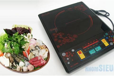 Bếp hồng ngoại Toshiba – 2011 (bảo hành 12 tháng)