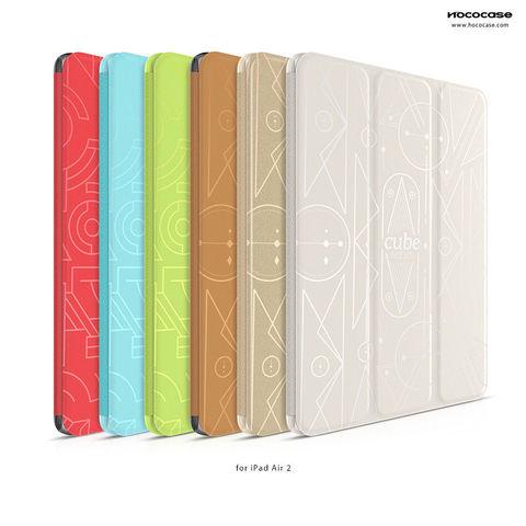 One More - Case iPad Air 2 Hoco Cube Series