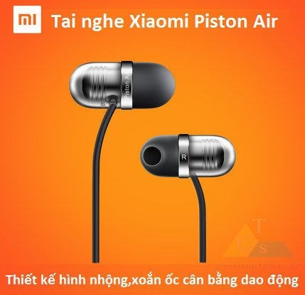 One More - Tai nghe Xiaomi Piston Air