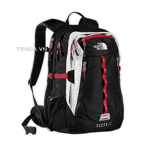 BALO DU LỊCH THE NORTH FACE SURGE II TRANSIT WHITE MÃ BT166