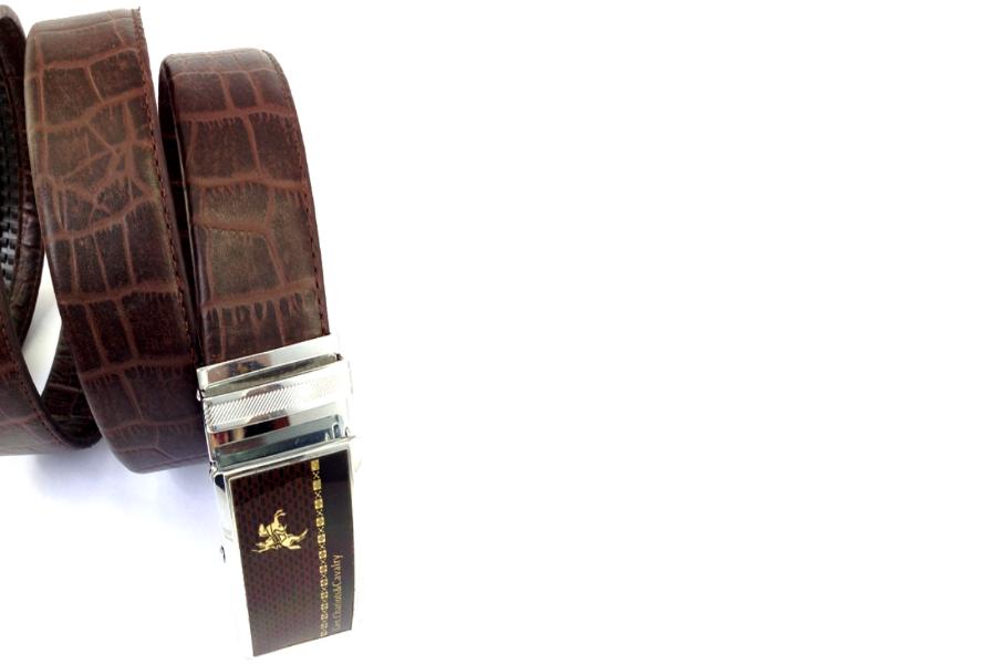 Thắt lưng cao cấp Da thật bảo hành 1 năm Mã 203581-48