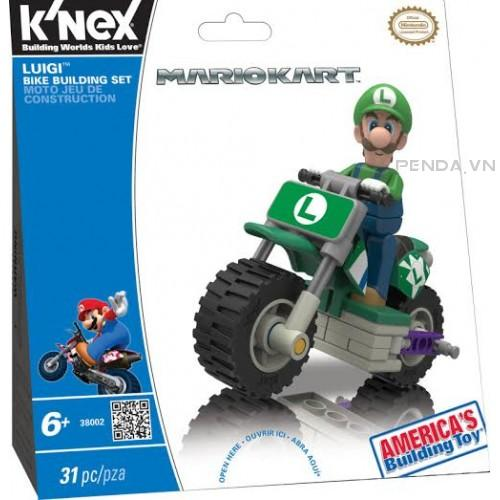 Luigi Bike Building Set