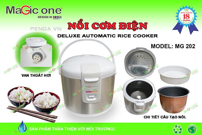 Penda - Noi com dien Magic One MG 202 -203