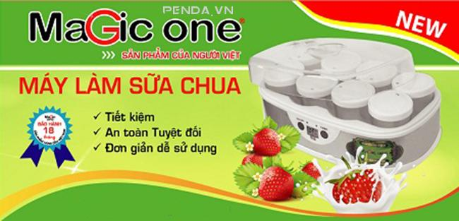 Penda - May lam sua chua Magic one MG 16