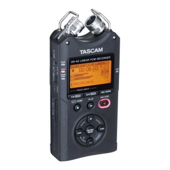 Penda - Tascam DR -40 - May ghi am (Den)