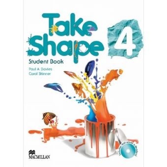 Take Shape 4 Student Book with E-Readers