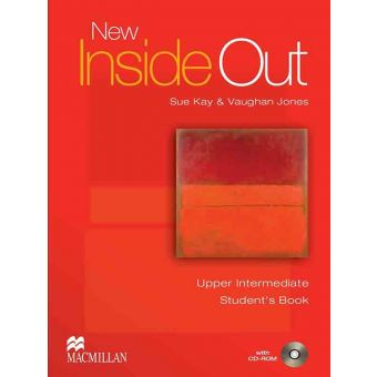 New Inside Out Upper-Inter Student Book with CD-Rom