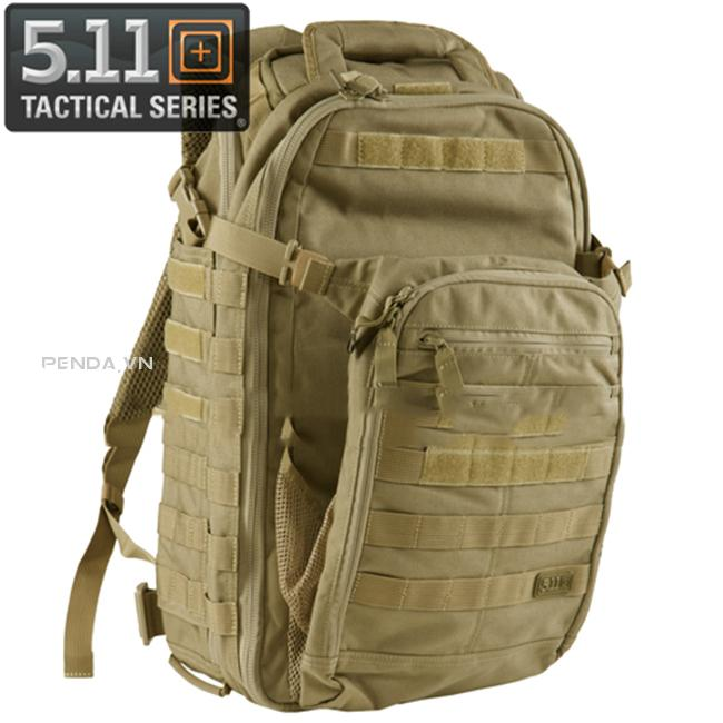 Balo 5.11 Tactical All Hazards Prime SandStone