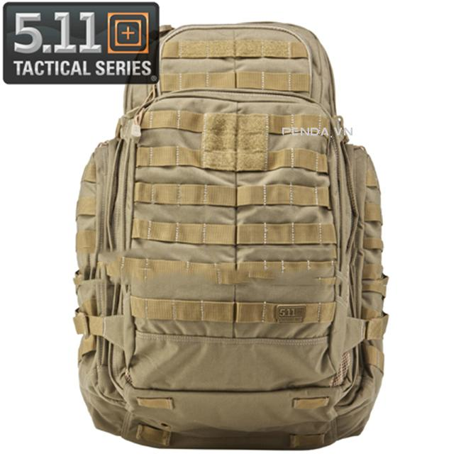 Balo 5.11 Tactical Rush 72 SandStone