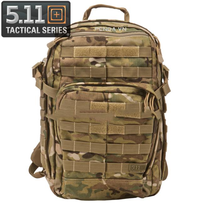 Balo 5.11 Tactical Rush 24 Multicam