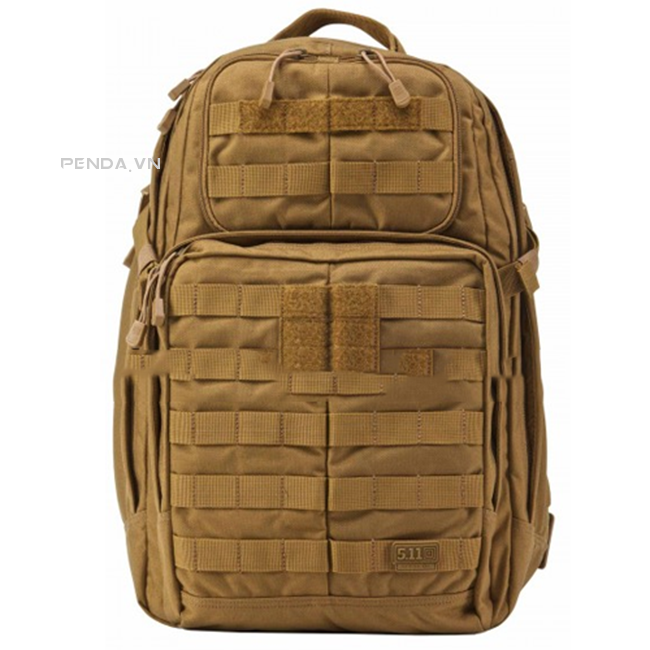 Penda - Balo 5.11 Tactical Rush 24 Flat Dark Earth