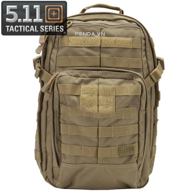 Balo 5.11 Tactical Rush 12 SandStone