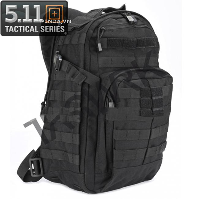 Balo 5.11 Tactical Rush 12 Black