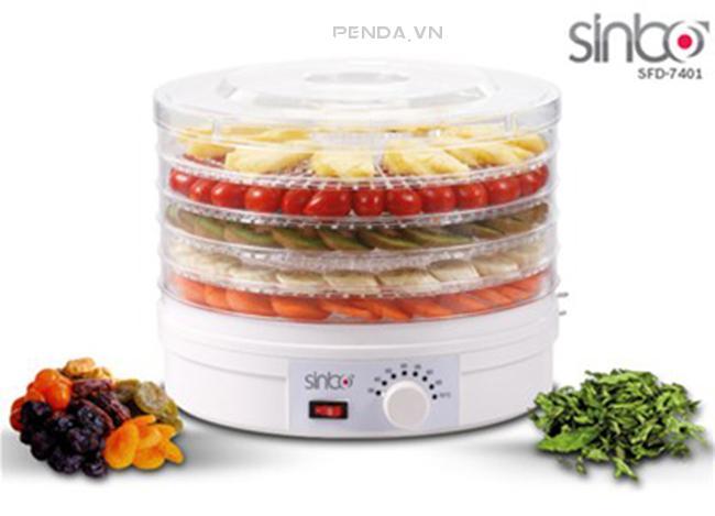 Penda - May vat cam Sinbo Model: SFD-7401