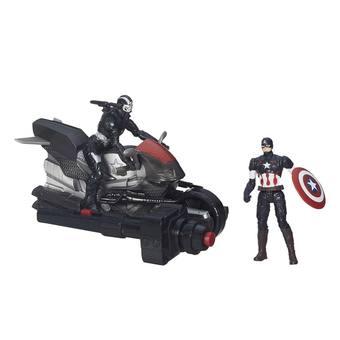 Penda - Bo nhan vat Captain America & War Machine Marvel Avengers