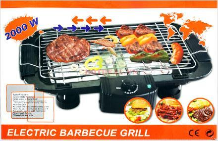 Penda - Bep nuong dien khong khoi Electric Barbecue Grill