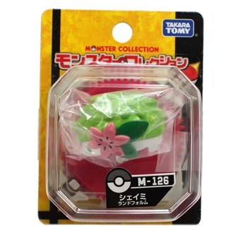 Penda - Thu nhua Pokemon SHEIMI Takara Tomy 4904810427360