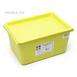 Penda - Standard - Thung nhua dung do cao cap - Size S: 19 x 28 x 14 cm