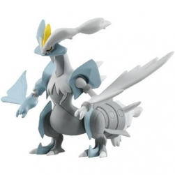 Penda - Thu nhua Pokemon MHP02 WHITE KYUREM Takara Tomy 4904810454397