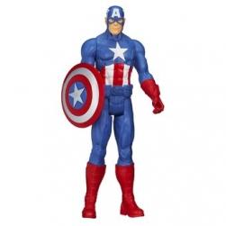 Penda - Mo hinh nhan vat Doi truong My Captain America Hasbro Marvel