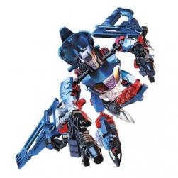 Penda - Bo lap rap Thundercracker Hasbro Transformers Construct