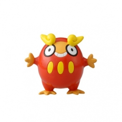 Penda - Thu nhua Pokemon M-013 DARUMAKA Kid's Kingdom 4904810385059