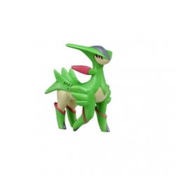 Penda - Thu nhua Pokemon M-050 VIRIZION Kid's Kingdom 4904810438274