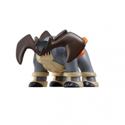 Penda - Thu nhua Pokemon M-049 TERRAKION Kid's Kingdom 4904810438267