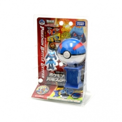 Penda - Pokemon Getter Riol Kid's Kingdom 4904810475347