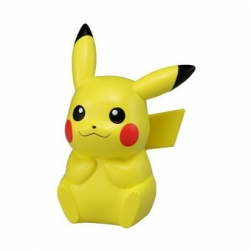 Penda - Thu nhua Pokemon LOVELY PIKACHU Takara Tomy 4904810471431