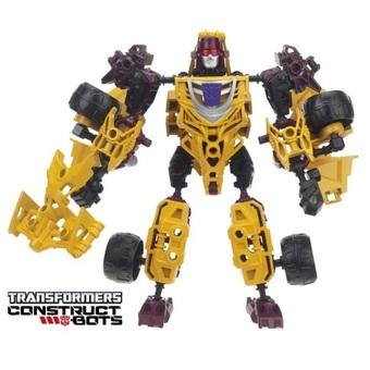 Penda - Bo lap rap Decepticon Dragstrip Hasbro Transformers Construct
