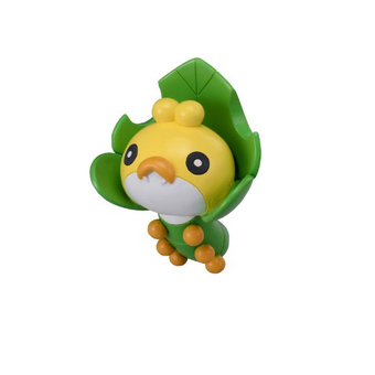 Penda - Thu nhua Pokemon M-006 KURUMIRU Kid's Kingdom 4904810468691