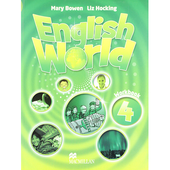 Penda - English World 4: Workbook