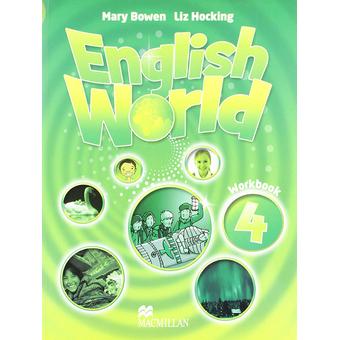 Penda - English World 4: Workbook